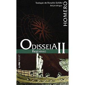 Odisseia Ii - Regresso - Pocket