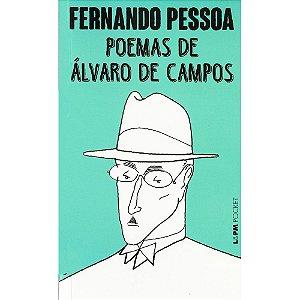 Poemas De Álvaro De Campos - Pocket