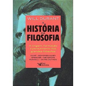 História Da Filosofia (A): De Kant A Nietzsche