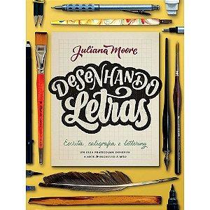Desenhando Letras: Um guia prático para dominar a arte de escrever à mão