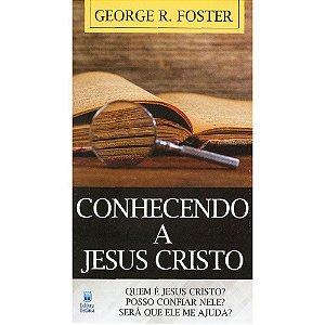 Conhecendo a Jesus Cristo (Livrete)