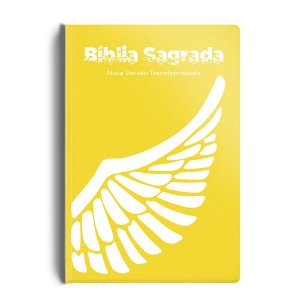 Bíblia Sagrada Nvt Especial Asas (Capa Amarela)