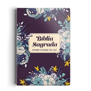 Bíblia Sagrada Acf - Capa Especial Jardim