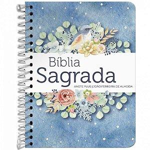 Bíblia Anote Plus Arc Espiral - Pontos De Luz