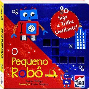 Siga A Trilha Cintilante! O Pequeno Robô