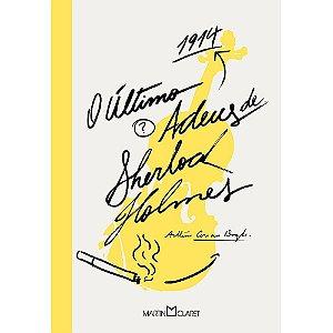 Último Adeus De Sherlock Holmes (Os) - Edição Especial