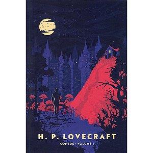 Contos: Vol. 01 - H.P.Lovecraft - Capa Dura