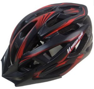 Capacete Bike Mtv Out Mv88 Tam M Pto/Vmo Fosco