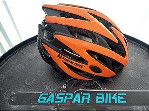 Capacete Bike Mtv Out Mv29 Tam M Laranja Fosco