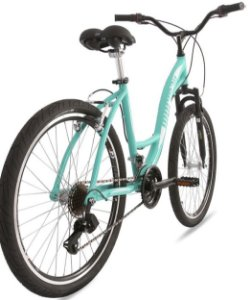 Bicicleta Mormaii Aro 26 Q17 Alum.Sunset Way 21v Verde