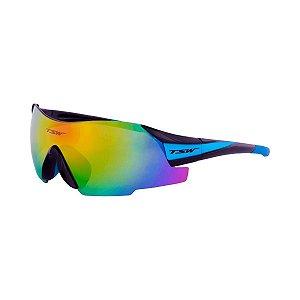 Oculos Preto/Azul Vitalux