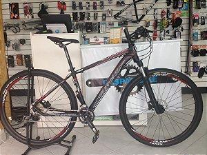 Bicicleta Vicinitech V6.0 29 Tam 17 Deore 2x10 - Susp. Rockshox XC30 Trava Guidao