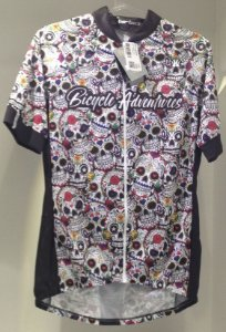 Camisa Barbedo Femenina GG Bicycle Adventures