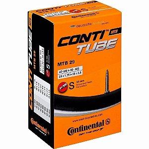 Camara Continental Conti Tube MTB 29 Presta 42mm