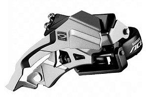 Cambio Diant Altus FD-M3000 Triplo 31.8MM 9v T SWING DUALPUL