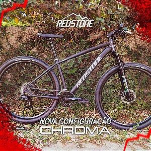 Bicicleta 29 REDSTONE CHROMA 21V