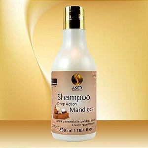 Shampoo de Mandioca 300ml