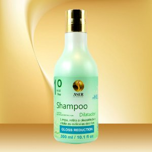Shampoo Dilatador Gloss Reduction 300ml