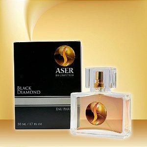 Perfume Black Diamond Aser Cosméticos 50ml