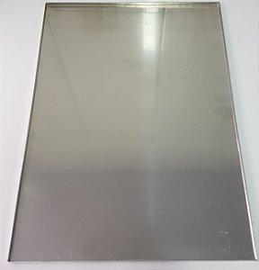 Forma Alumínio BOLO DE ROLO (33x45x0,5 cm)