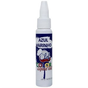 COLOR LIQUID GEL AZUL MARINHO (25g)