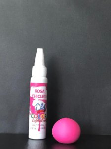 COLOR LIQUID GEL ROSA CHICLETE (25 g)