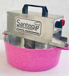 Panela Elétrica - Rosa 28cm