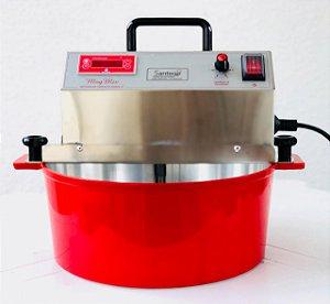 Panela Elétrica - Vermelha 32cm