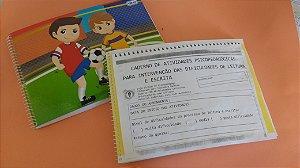 Caderno de Atividades de Leituras (Intervenção)