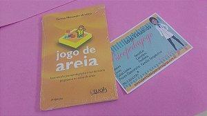 LIVRO: JOGO DE AREIA -intervenção psicopedágogica  a luz da teoria piagetiana  2 ed