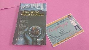 LIVRO - LETRAMENTO VISUAL E SURDEZ 1ED