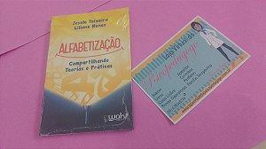 LIVRO:ALFABETIZAÇÃO- compartilhando teorias e práticas