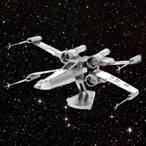 X-Wing - Star Wars - Metal Earth