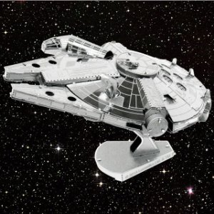 Millennium Falcon - Star Wars - Metal Earth