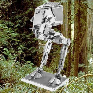 AT-ST - Star Wars - Metal Earth