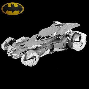 Batmóvel - Batman Vs Superman - Metal Earth
