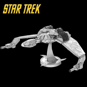 Bird of Prey - Star Trek - Metal Earth