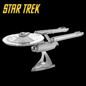 USS Enterprise NCC-1701 - Star Trek - Metal Earth