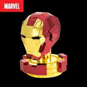 Capacete Homem de Ferro - Marvel - Metal Earth