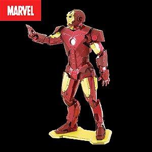 Homem de Ferro - Marvel - Metal Earth