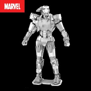 War Machine - Marvel - Metal Earth