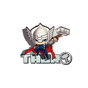 Mini Luminária Thor - Marvel