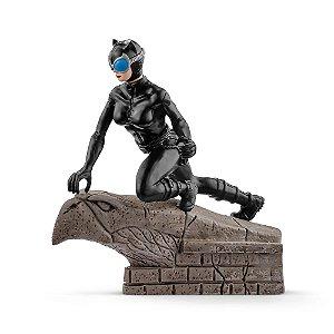 Mulher Gato - Catwoman - Estatueta - DC - Schleich