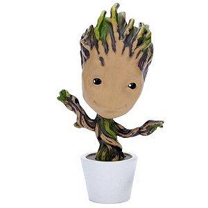 "Metals Die Cast - Baby Groot - Guardiões da Galáxia - 4"" - Marvel - Jada Toys"