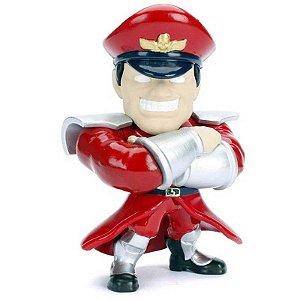 "Metals Die Cast - M. Bison - Street Fighter 4"" - Capcom - Jada Toys"