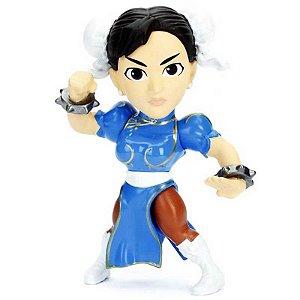 """Metals Die Cast - Chun-Li - Street Fighter 4"""" - Capcom - Jada Toys"""