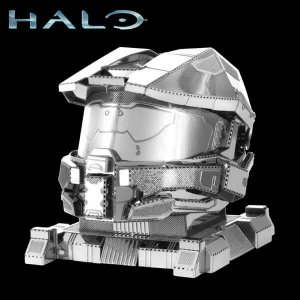 Master Chief Helmet - Halo - Metal Earth