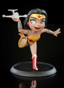 Mulher Maravilha - DC - Q-Fig - Action Figure