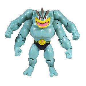 Boneco Pokémon - Machamp - Tomy