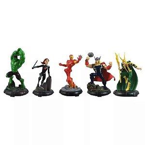 Playset - Vingadores - Marvel